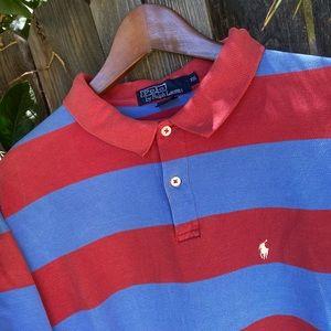 🐴🐴 Vintage 90s Ralph Lauren Polo Shirt